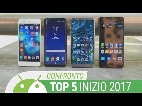 TOP di gamma Android a CONFRONTO, qual è il migliore? ITA da TuttoAndroid