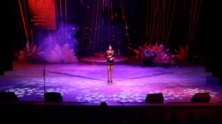 12 апреля 2013 - Гала-концерт (студ.весна) - «Блюз» -- Зарина Ракишева КИЖТ