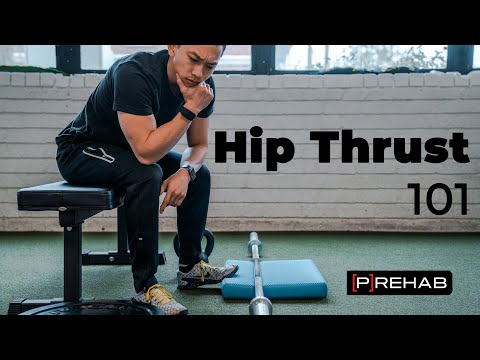 HIP THRUST 101 How To Set Up, Execute, and Master Even Without A Hip Thruster | Episode 3