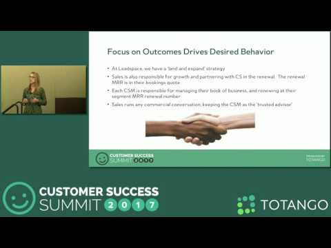 Creating Synergy Between Sales & Customer Success 1
