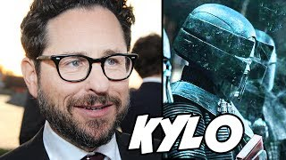 JJ Abrams Reveals Knights of Ren and Kylo Info for Episode 9