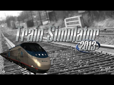 Train Simulator 2013-North East Corridor