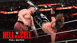 FULL MATCH - AJ Styles vs. Samoa Joe - WWE Title Match: WWE Hell in a Cell 2018