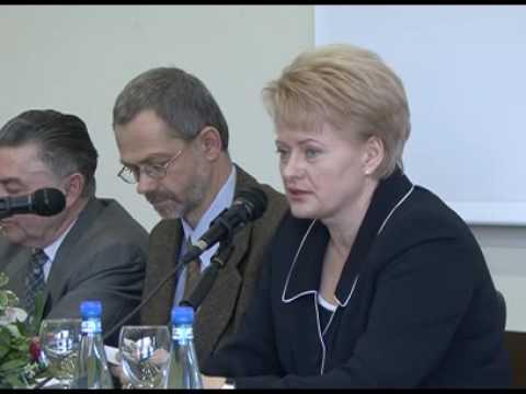 Dalia Grybauskaitė pasakoja apie Tėvelius