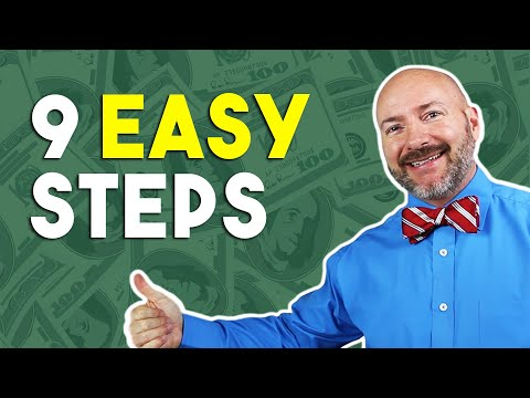 How to Get Out of Debt Fast in 2019 [9 Debt Free Steps in 12 Months]