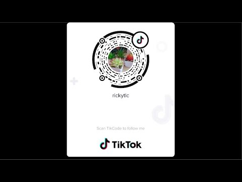How To Scan Tikcode