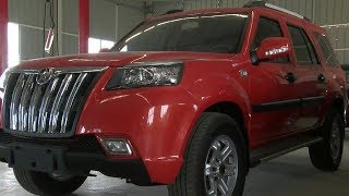 The making of the Kantanka 4x4 car in Ghana - Full Documentary