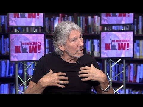 Roger Waters Criticizes Senate Bill Criminalizing BDS & Radiohead's Recent Concert in Tel Aviv