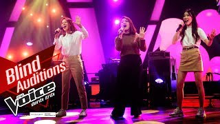 Sisters'time  - Shalala lala - Blind Auditions - The Voice Thailand 2019 - 21 Oct 2019