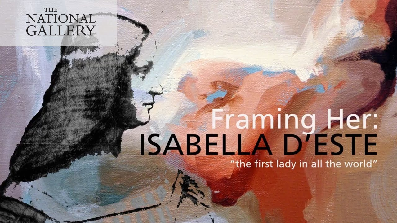 A different view: Isabella d'Este: the first lady in all the world |  Mantegna and Bellini