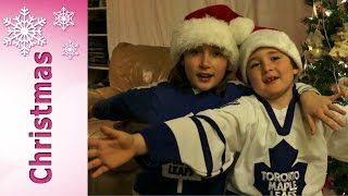 Toronto Maple Leafs Christmas Video Parody