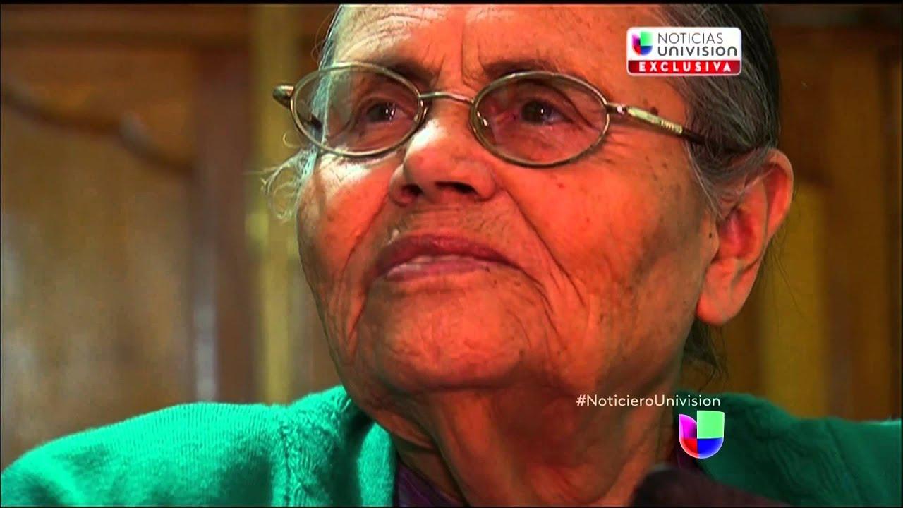 univision noticias entrevista a la madre de  u0026quot el chapo u0026quot