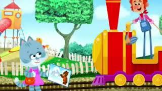 The Post Train - Baby TV - Baby show educational for kids - ChuChuTV