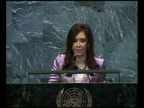 MaximsNewsNetwork: U.N. General Assembly: Argentina, United Kingdom, Lebanon, Nigeria (UNTV)