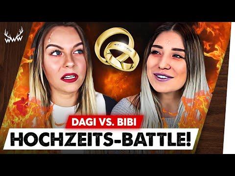 Dagi vs. Bibi: HOCHZEITS-BATTLE! • Unge NERVT! | #WWW