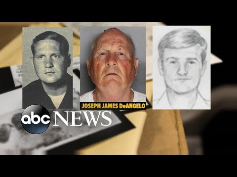 Ex-cop arrested in 'Golden State Killer' case