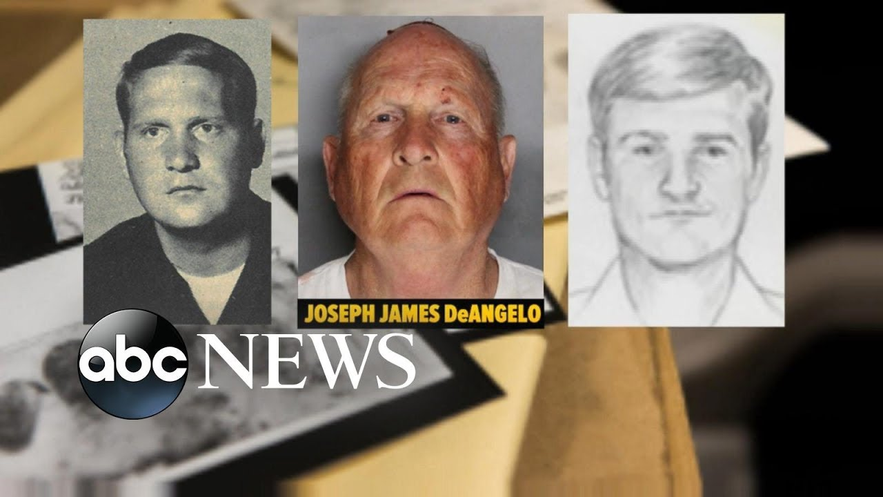 Joseph DeAngelo Faces 26 Charges In Golden State Killer Case