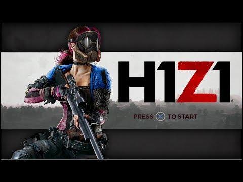 H1Z1 Battle Royale on PS4 FREE!