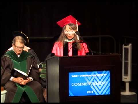 School of Public Health, May Commencement, 2014: West Virginia University