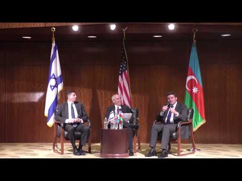 25th Anniversary of Azerbaijan-Israel diplomatic relations celebrated in Los Angeles