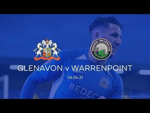 Glenavon Warrenpoint Goals And Highlights