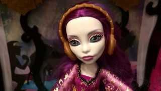 кукла Monster High 13 Wishes Spectra Vondergeist Y7720 обзор