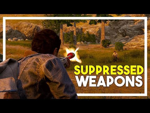 State of Decay 2 Gameplay Walkthrough - Part 12: Suppressed Weapon Crafting!