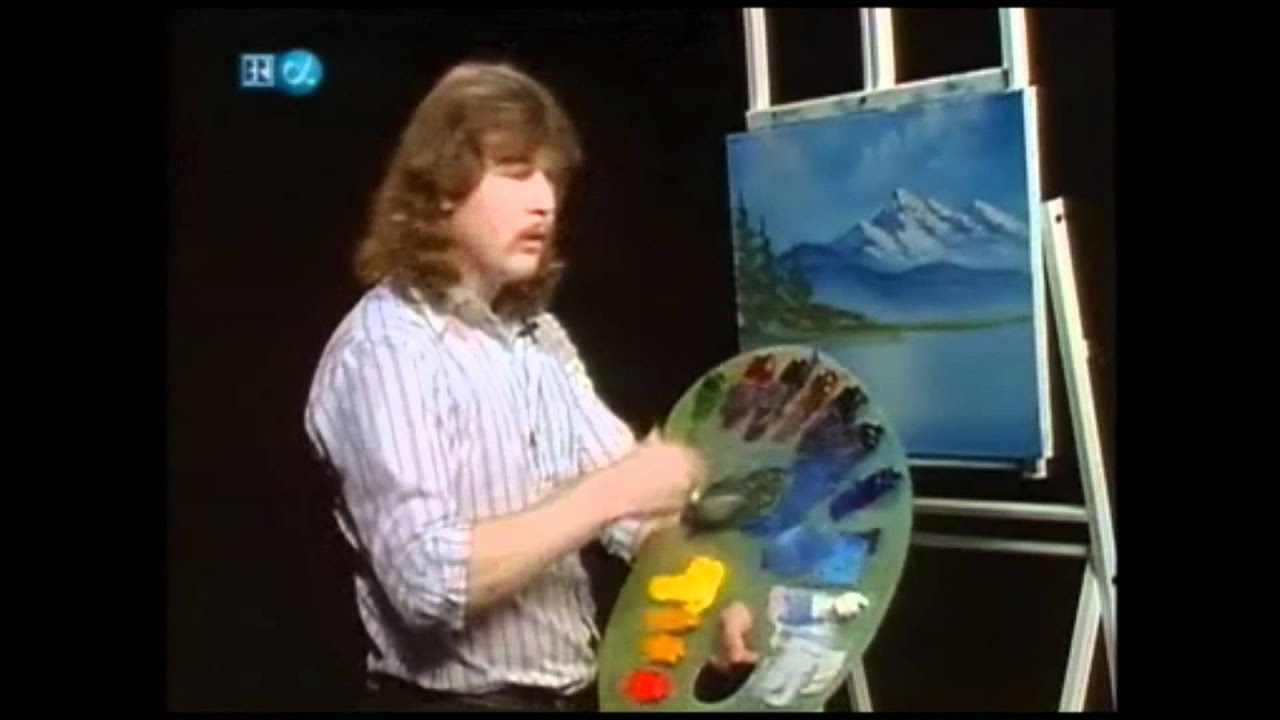 Bob Ross The Joy Of Painting Ard Alpha Fernsehen Br De