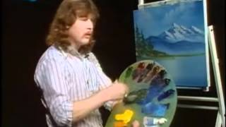Legendary Painter Bob Ross's Son Makes Painting Tutorial Sound Orgasmatic (NSFW-ish)