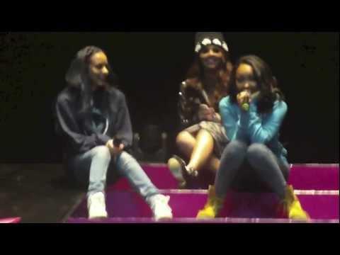 Little Mix Tour Diary: Nottingham Soundcheck