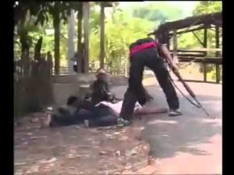 perang POLISI VS GAM Aceh Full video !