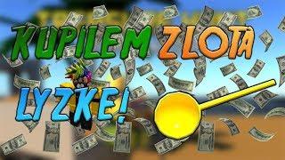 I BOUGHT a GOLDEN SPOON for 10 m! Treasure Hunt Simulator! Roblox!
