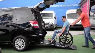 Carro Adaptado Spin - Spin cadeirante - Spin deficiente - Spin taxi