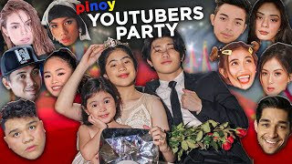 10 MILLION Subs Surprise Youtubers Party!! (Congrats Niana) | Ranz and Niana
