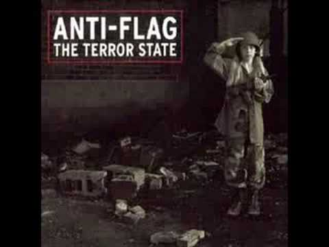 Anti Flag- Power to the Peaceful