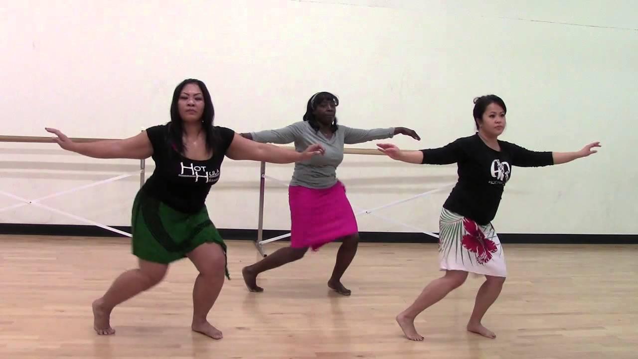 HOT HULA fitness Dance Workout - Week 5