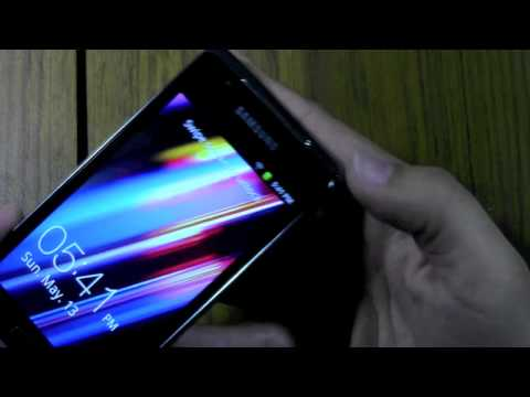 Samsung Galaxy Player 4.2 Unboxing