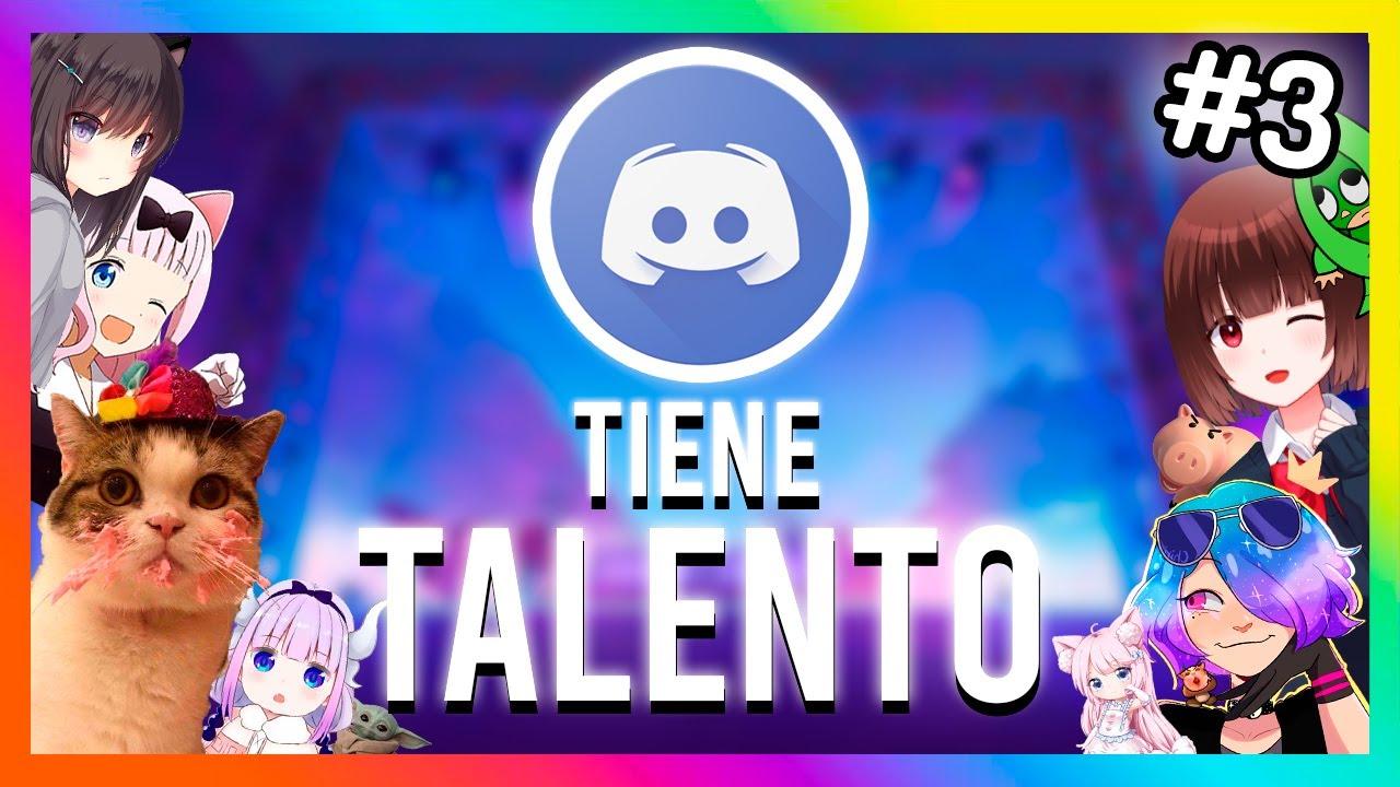 DISCORD TIENE TALENTO 3! | Show de talentos! | ft. @Darkson & @Star VTuber