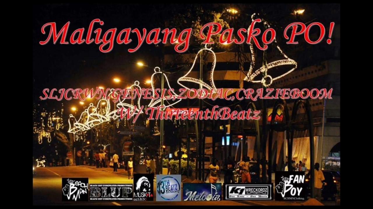 maligayang pasko by hambog