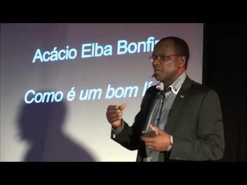 How to be a good leader? | Acácio Elba Bonfim | TEDxSãoTomé
