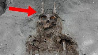 Descubren Algo Muy Espeluznante Y Misterioso En Perú 😨
