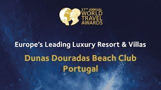 Dunas Douradas Beach Club, Portugal