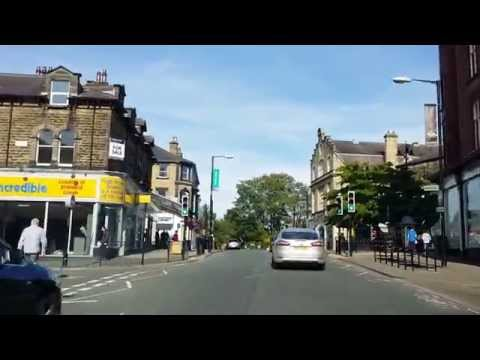 Harrogate video - Beautiful Small Town England