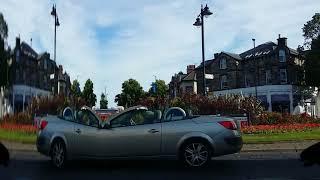 Harrogate - Beautiful Small Town in UK England