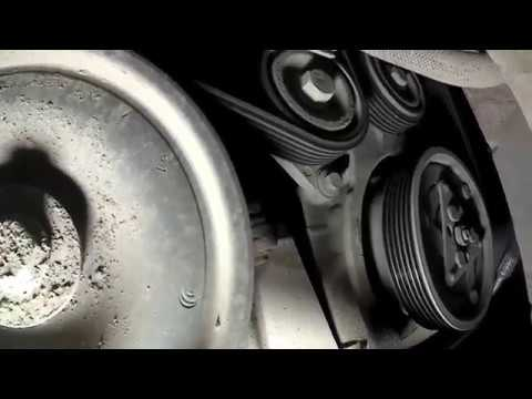 Замена ГРМ Renault Logan 1.6 8 клапанов.