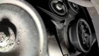 Заміна ГРМ Renault Logan 1.6 8 клапанів.