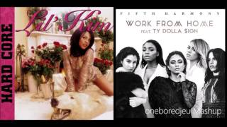 Work Crush - Lil' Kim feat. Lil' Cease & The Notorious B.I.G. vs. Fifth Harmony (Mashup)