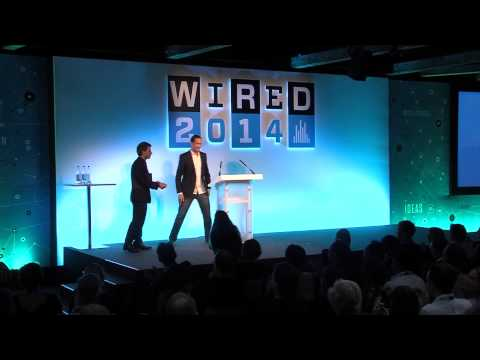 HRH Duke of York Introduces the WIRED 2014 Startup Pitches | WIRED 2014 | WIRED