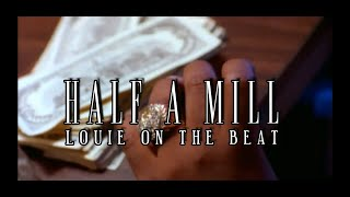 "(FREE BEAT) Raekwon & Ghostface Killah Type Beat ""Half A Mill"" Raw 90s Underground Boom Bap Beat"