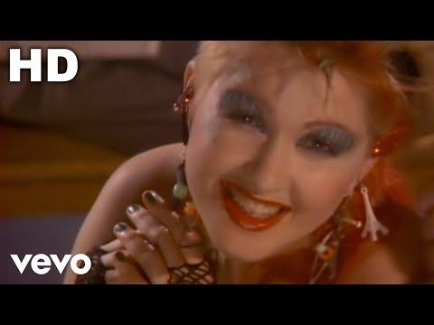 Cyndi Lauper - She Bop (Official Music Video)